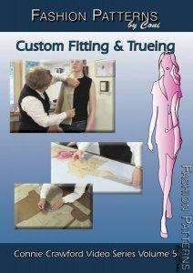 Custom Fitting & Trueing DVD